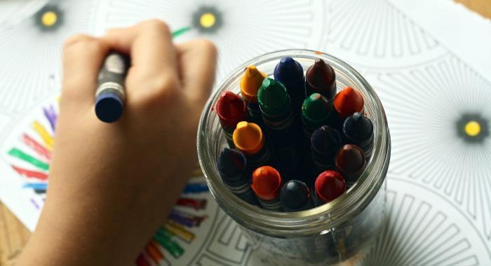 colores para habitación infantil