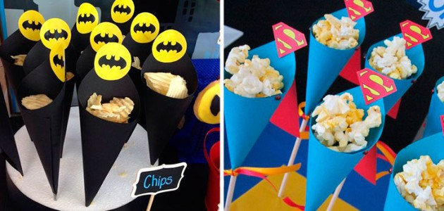 manualidades_fiestas_infantiles_superheroes_conos_para_patatas_y_palomitas-630x300