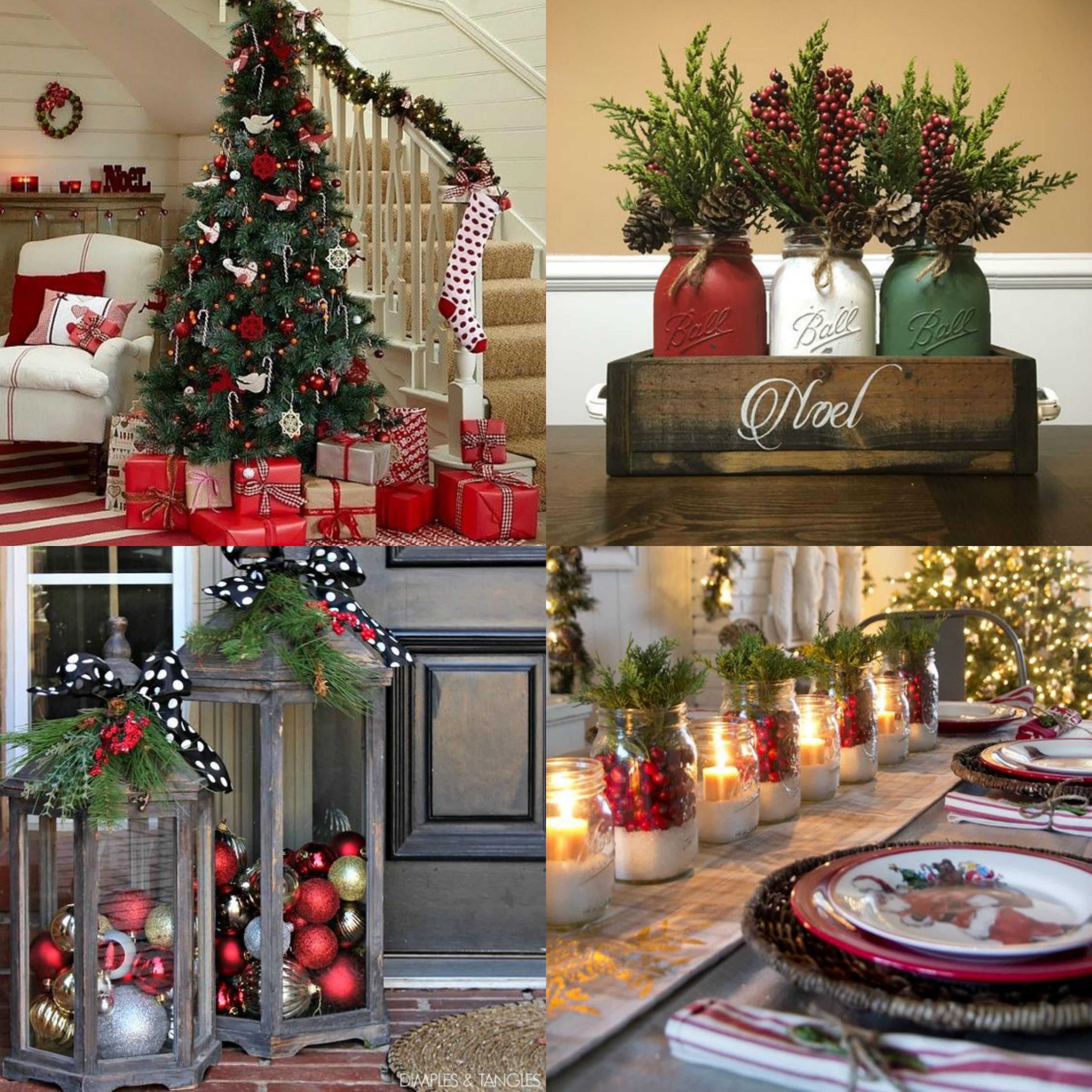 C mo decorar tu casa en navidad desde 3 estilos diferentes - Blog decoracion navidad ...