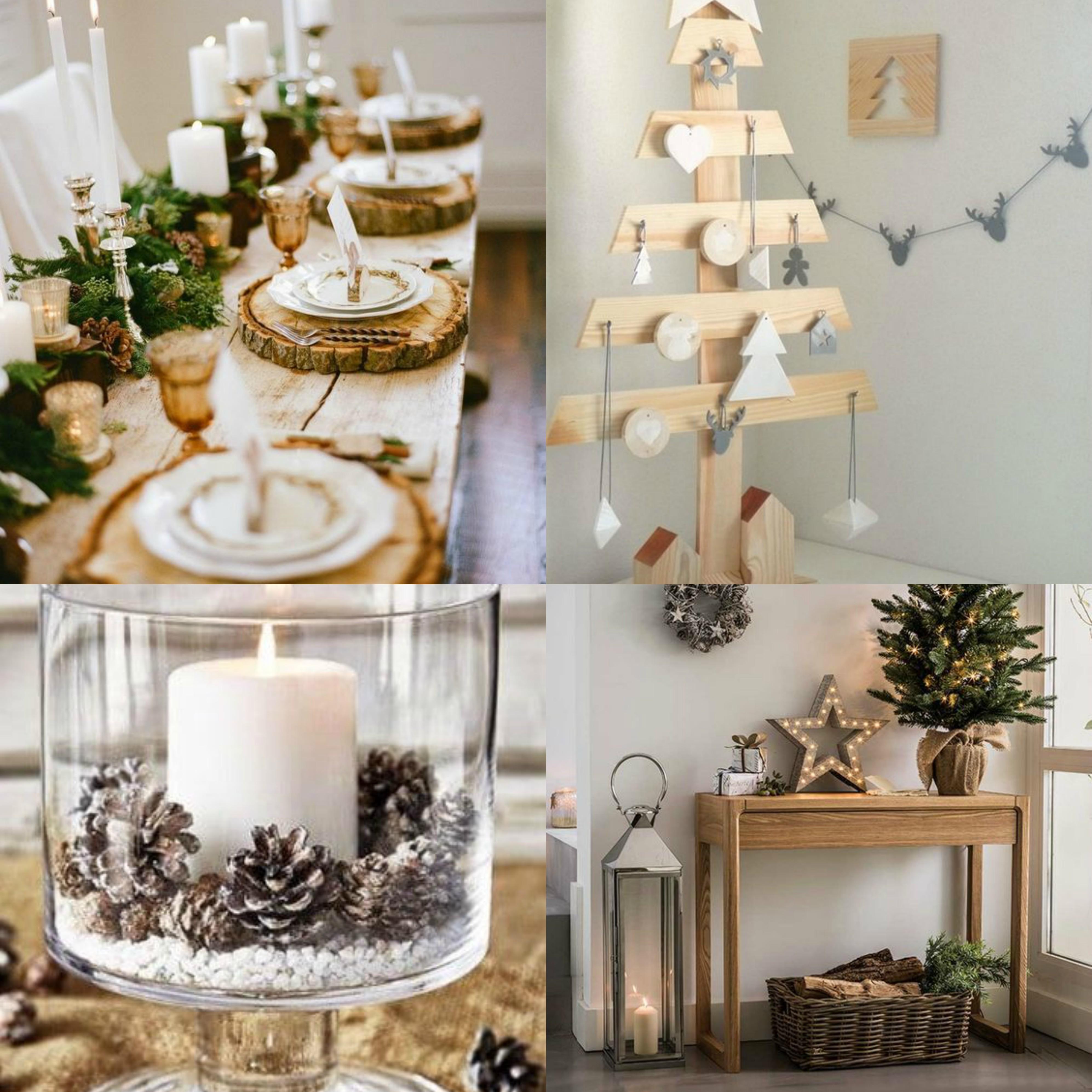 C mo decorar tu casa en navidad desde 3 estilos diferentes - Como adornar tu casa en navidad ...