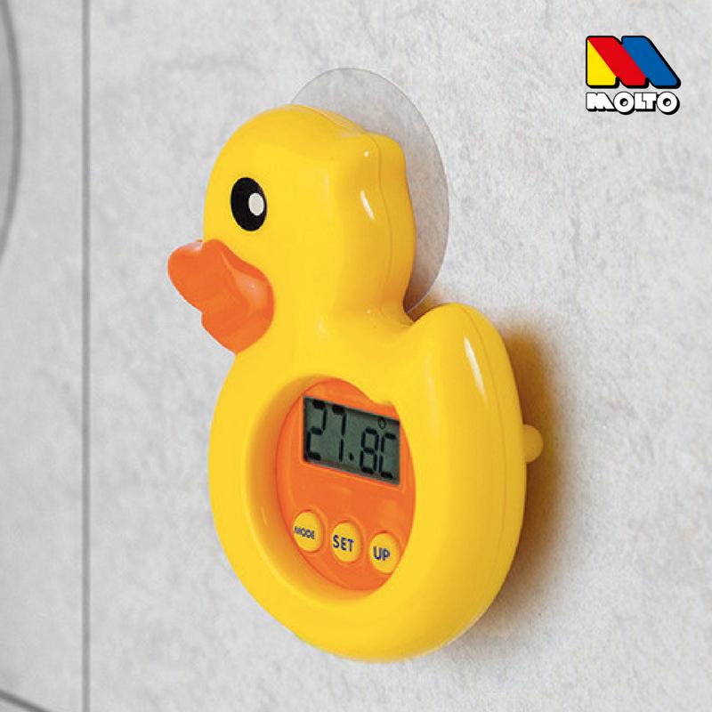 termometro de bano molto