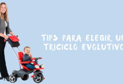 Tips para elegir un triciclo evolutivo