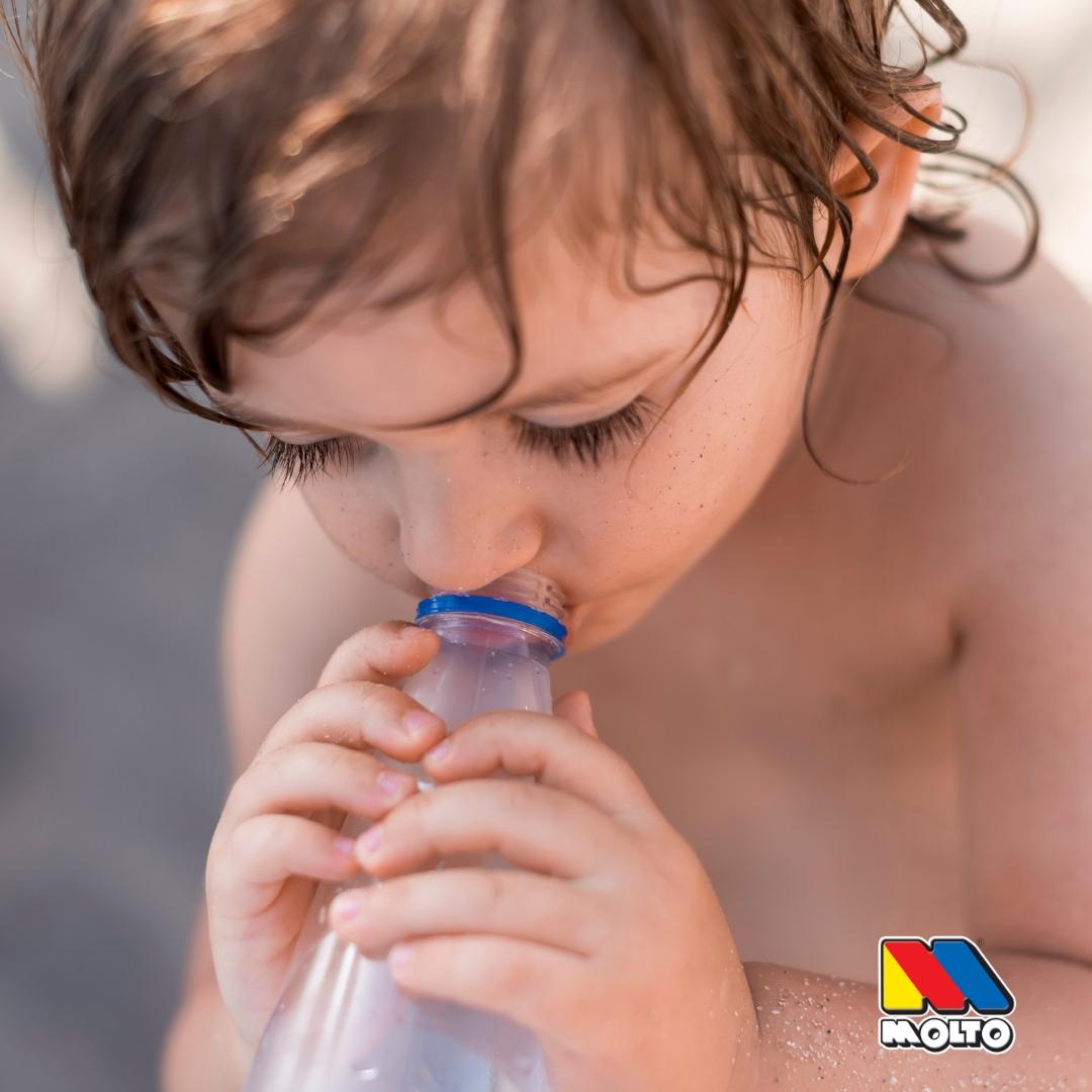 Cómo hidratar a los más pequeños (1)