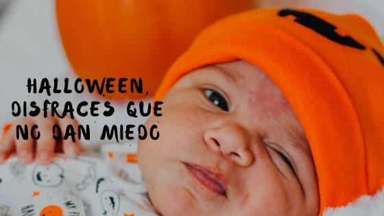 Halloween, disfraces que no dan miedo