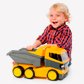 Toy Trucks. Construction Vehicles
