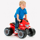 Powered vehicles for kids