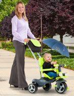 Triciclo infantil Urban Trike Soft Control Verde