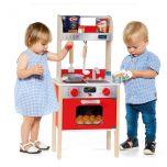 Molto My First Kitchen wooden toy kitchen