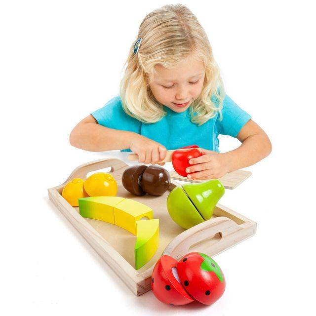 Juego de Frutas de madera Fruit Set Molto