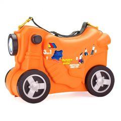 Maleta infantil Molto Smiler Moto maleta-Naranja