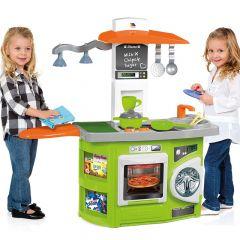 Cocina Infantil Molto Kitchen Electrónica + Complementos