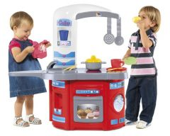 Molto First Chef Toy Kitchen + Complements