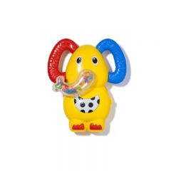 Toy to stimulate the baby's senses. Elephant design.