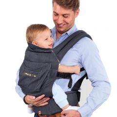 Portabebés Molto Ergonómico Comfort Carrier Denim