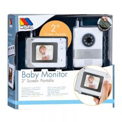 "Vigilabebés Molto Baby Monitor 2"" Screen"