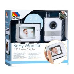 "Vigilabebés Baby Monitor 2.4"" Screen Moltoshop"