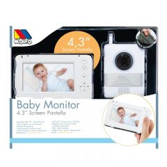 "Molto Baby Monitor 4.3"" Screen"