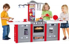 Toy Kitchen Master Kitchen Electronic XL + Complements