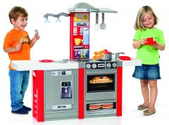 Toy Kitchen Molto Master Kitchen Electronic + Complements
