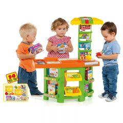 Cocina infantil de juguete Supermercado Moltoshop