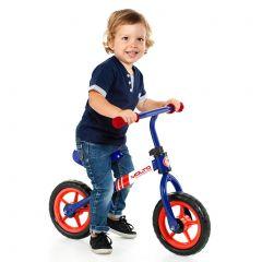Bicicleta sin pedales infantil - Minibike Azul Molto