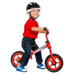 Bicicleta sin pedales roja Moltoshop
