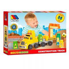 Camión de juego de bloques 25pcs