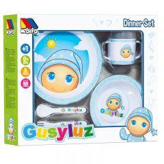 GusyLuz dinner set - Set 5 pcs