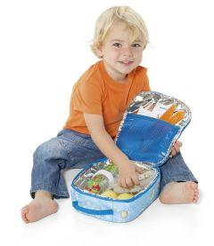 Porta alimentos para niños con diseño Gusy Luz