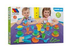 Set de cocina de juguete 45 pcs.