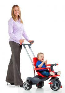 Triciclo Infantil Molto Urban Trike Easy Control