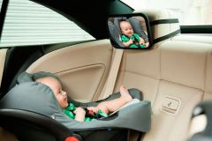 Backseat Baby Mirror with 360° rotation