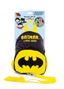 Mochila Batman con arnés de seguridad