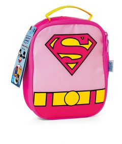 Porta alimentos Supergirl
