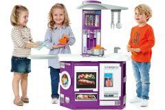 Cocina infantil Molto Cook'n Play Nueva Edición - morada
