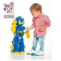 Robot Blocks 15 pcs. Molto. Best Toy 2018