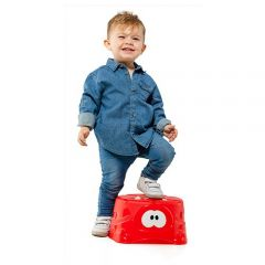 Step Stool Red for Babies