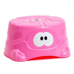 Step Stool Pink for Babies