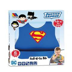 Superman Silicone Bib Molto