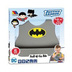 Babero de Silicona Batman Molto