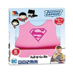 Supergirl Silicone Bib Molto