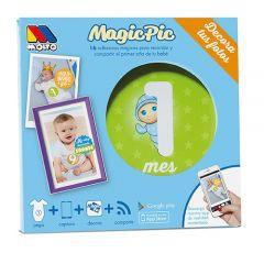 Stickers de realidad aumentada Magicpic Baby