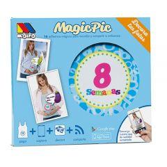 Stickers de realidad aumentada Magicpic Embarazo