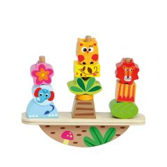 Activity Stacker Wooden Toy
