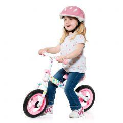 Bicicleta sin pedales infantil Minibike Rosa Molto