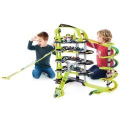 Super Parking de juguete 5 Plantas Molto + Complementos