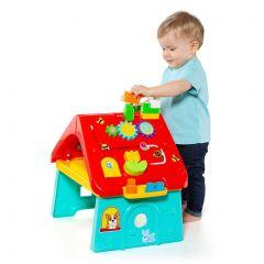 Casa Actividades Musical con bloques de construcción Moltó