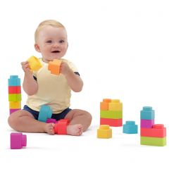 Juego Sensorial Bebe Play & Sense Molto 24 pcs