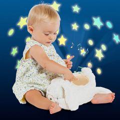 Proyector peluche para bebé. Sleeping Buddies Moltó
