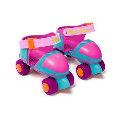 Patines para niños ajustables My First Skates Rosa